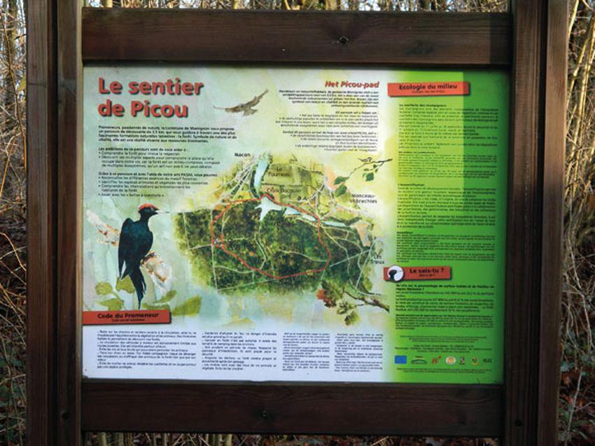 Sentier de Picou